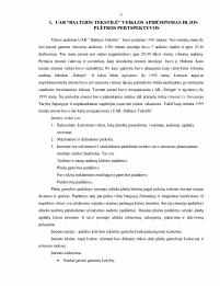 apskaitos įrašai apie pasibaigusius akcijų pasirinkimo sandorius