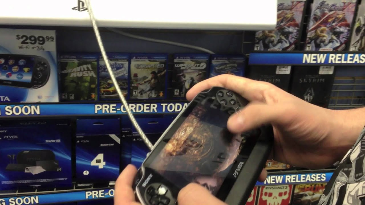 gamestop prekyba vita sistema