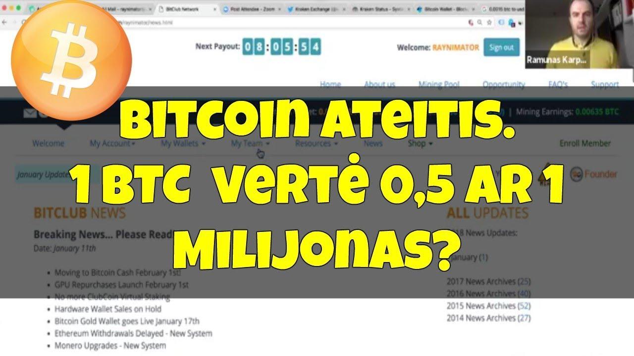 uždirbti bitcoin 2021 m