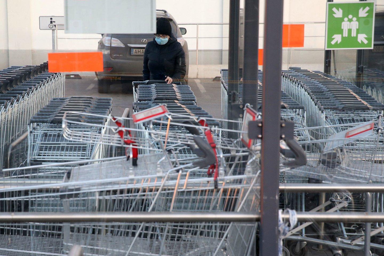 Latvijoje 18-e prekybos centrų nustatytas netinkamas priešgaisrinių sistemų veikimas