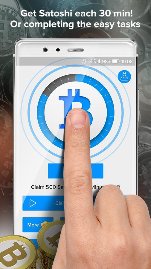 free bitcoin miner btc faucet)
