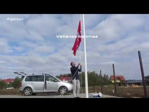 vėliavų prekybos strategija