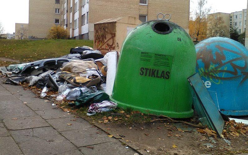 prekybos atliekų sistemos apibrėžimas)