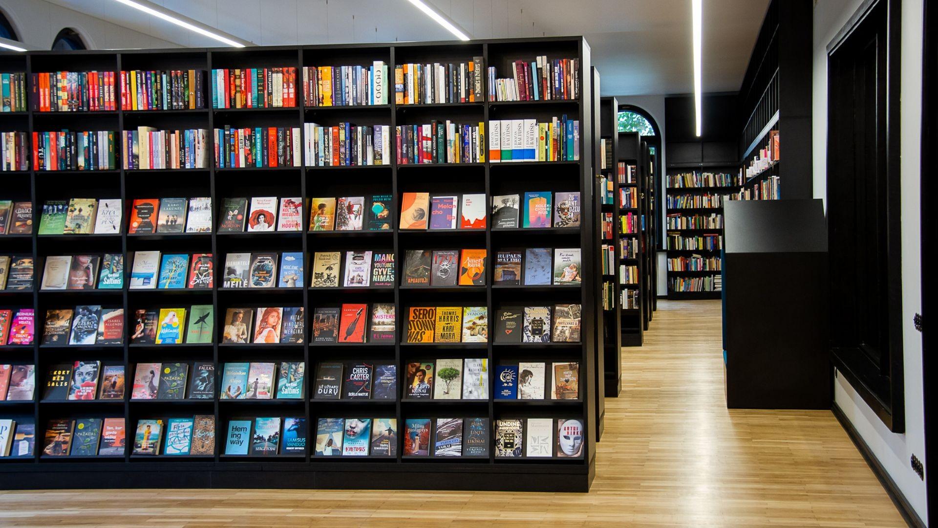 Prekybos sistemos biblioteka