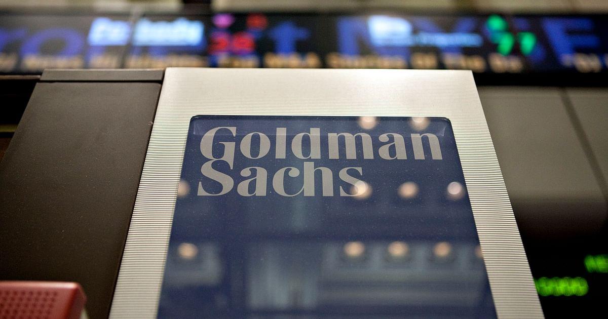 Goldman Sachs bankininkas atsisveikino su