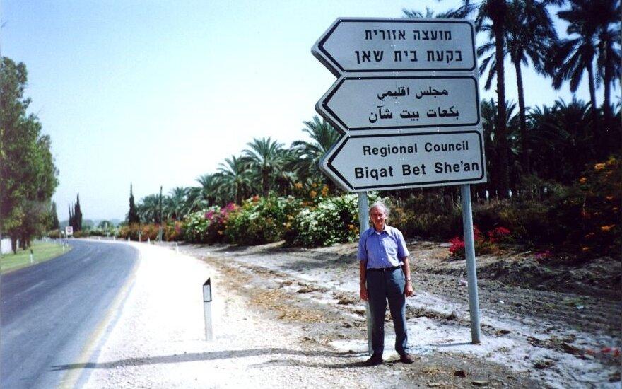 erelių prekybos sistemos izraelis