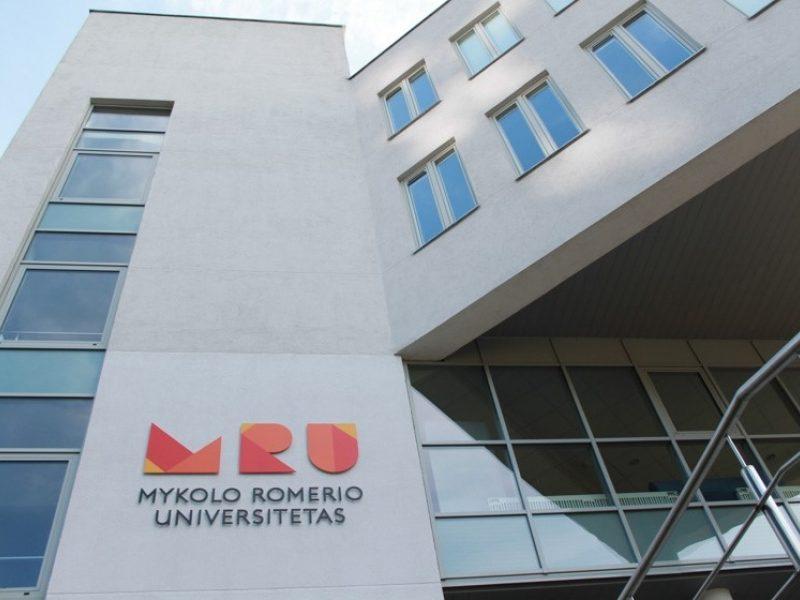 MRU sėkmingiausiai konkuruoja tarptautinėje studijų erdvėje | archviz.lt