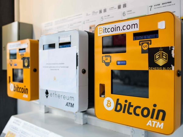 Dėstytojas nuovadoje: First Bitcoin ATM