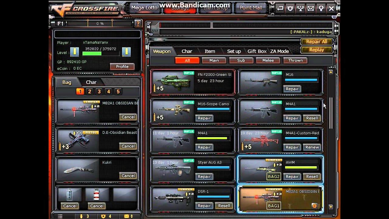 crossfire ph prekybos sistema)