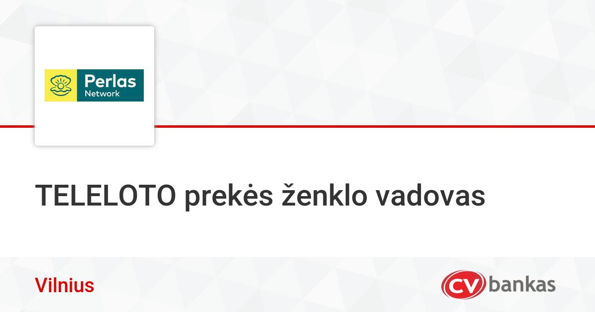 prekių ženklų valdymo sistema)