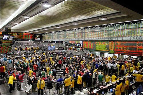 eurazijos prekybos sistemos prekių birža