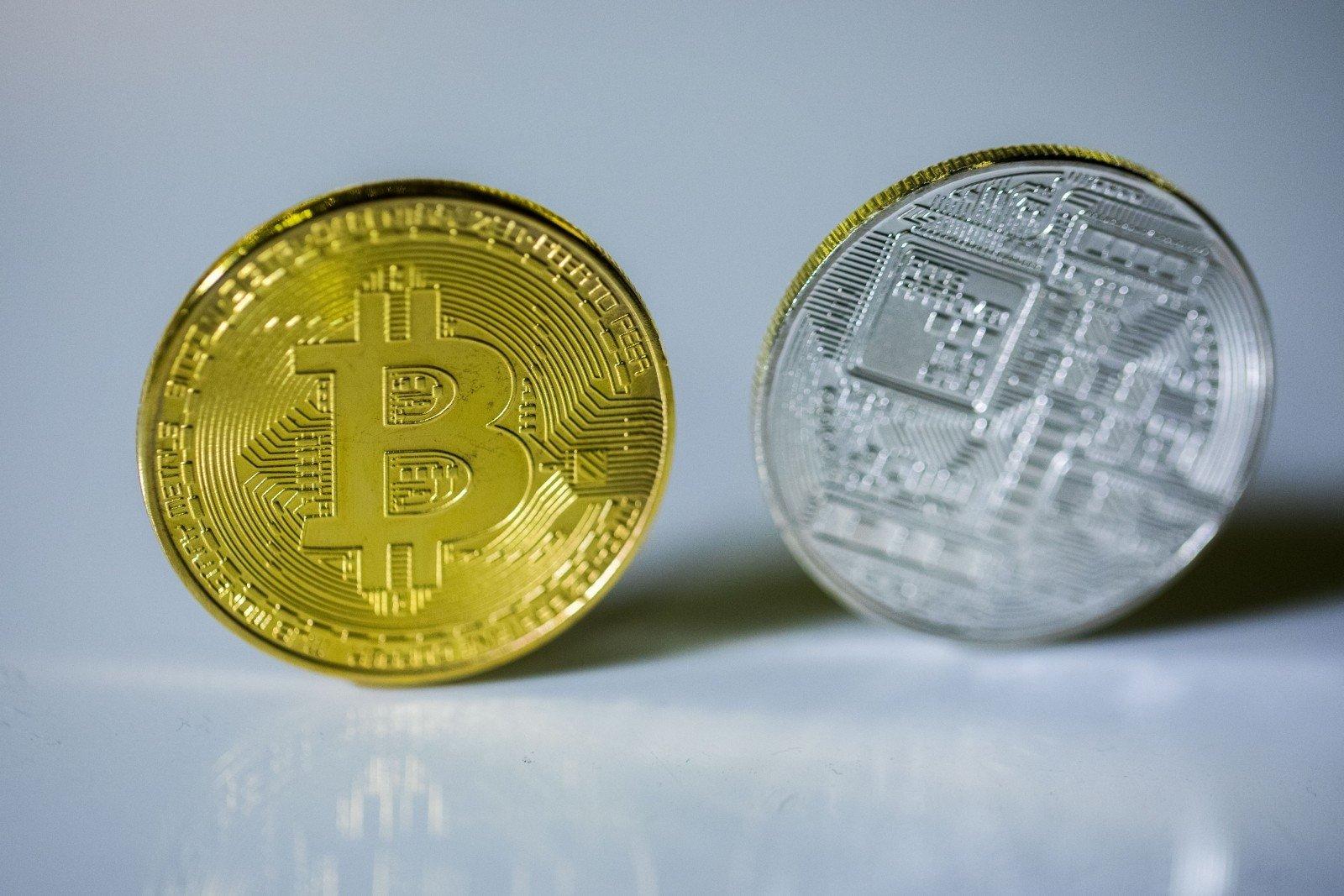 Kas yra bitkoinas ir kaip prekiauti šia kriptovaliuta m. - Bitkoinas per