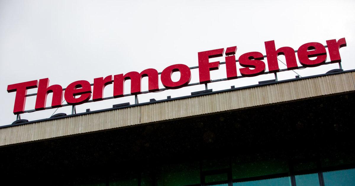 thermo fisher akcijų pasirinkimo sandoriai)