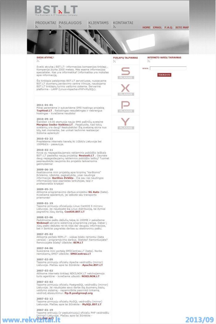 prekybos politikos informacinė sistema tpis