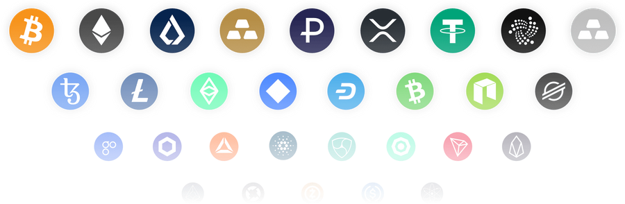 Cryptocurrency Prices Terminal