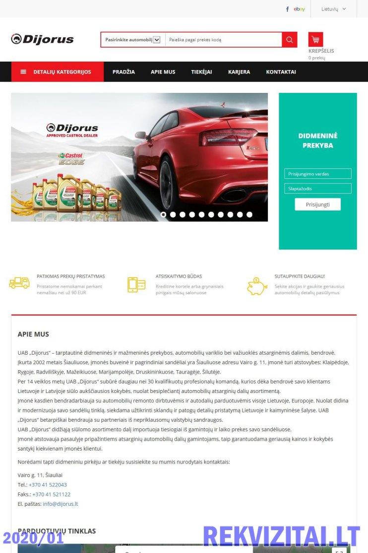 automobilių prekybos kortelių sistemos