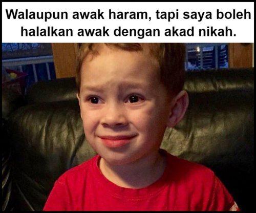 binarinis variantas indonezija halal atau haram)