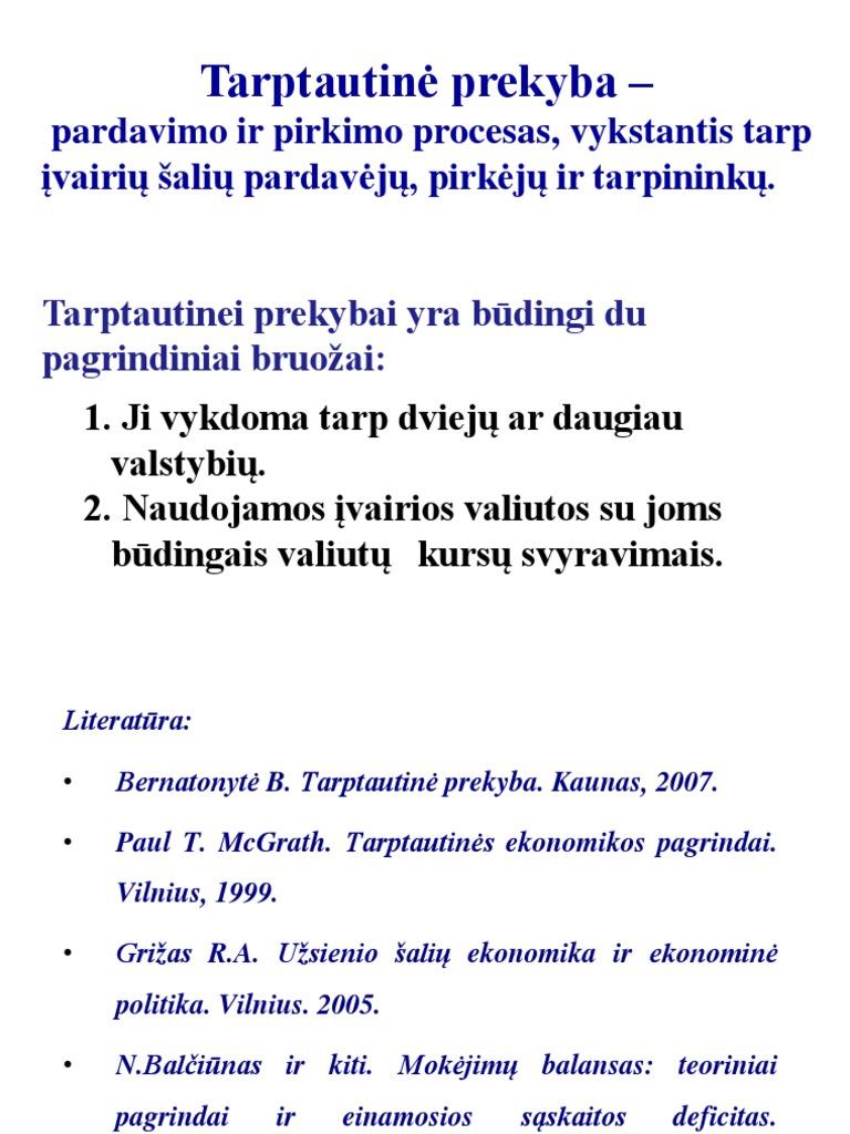 Tema Prekyba - archviz.lt žodynas - Verslo žinios