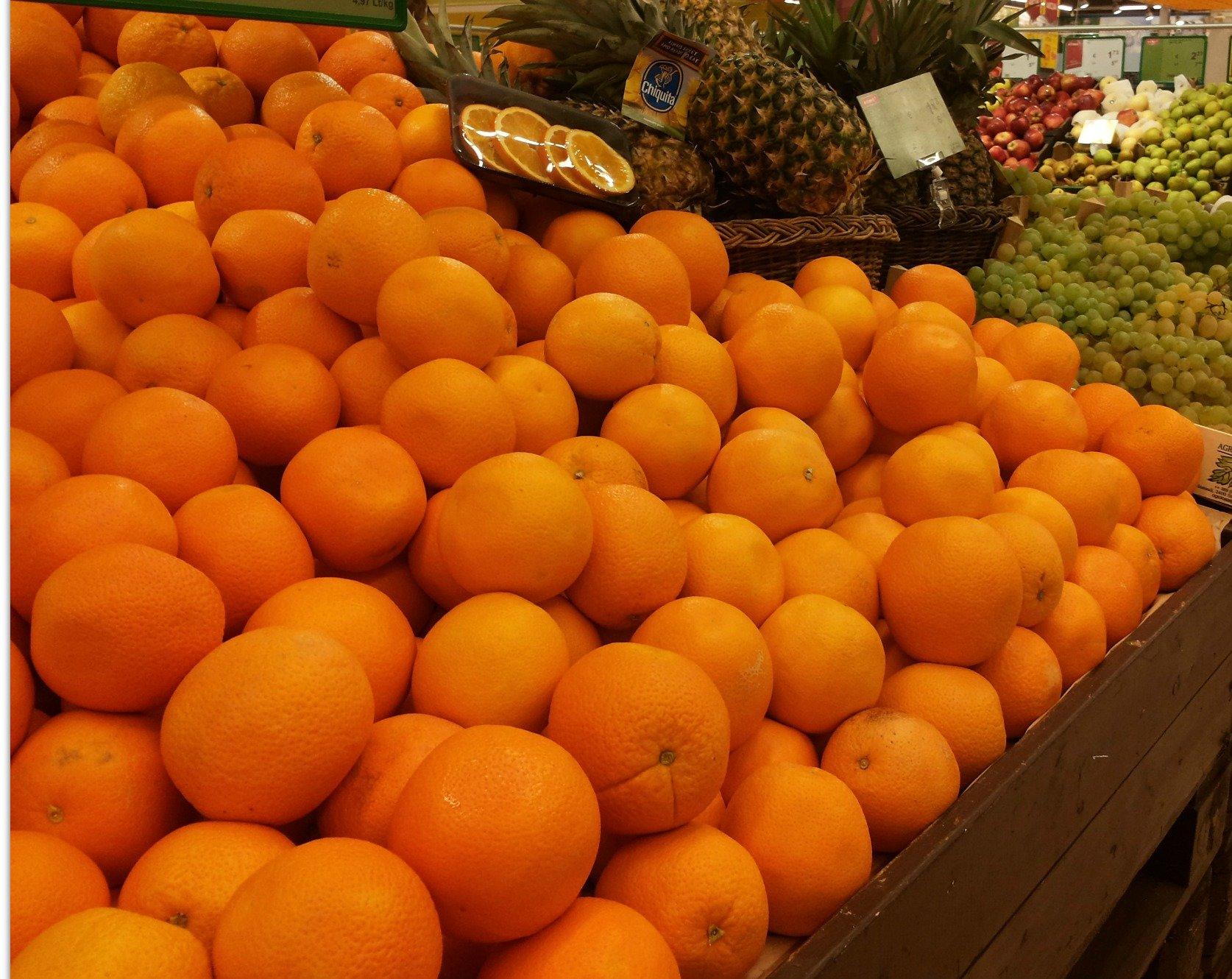 apelsinų sulčių opcionų prekyba)