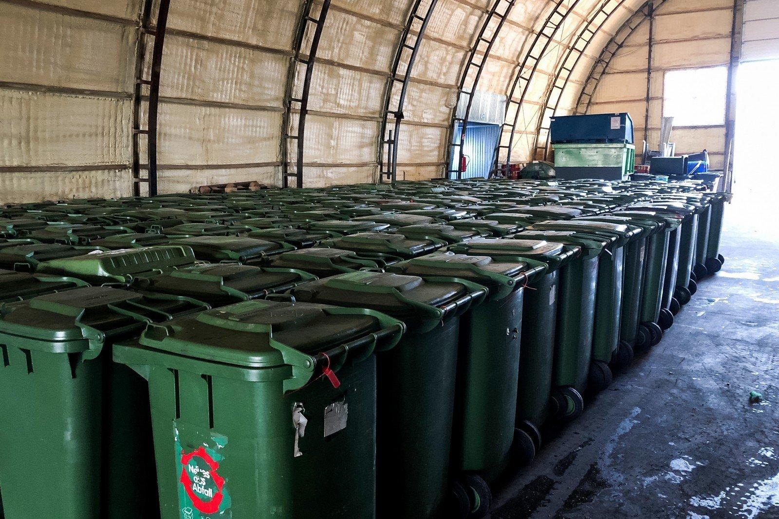 prekybos atliekų sistemos apibrėžimas