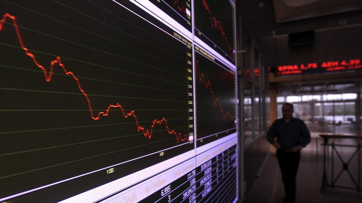 elektroninių prekybos sistemų finansų rinkos)