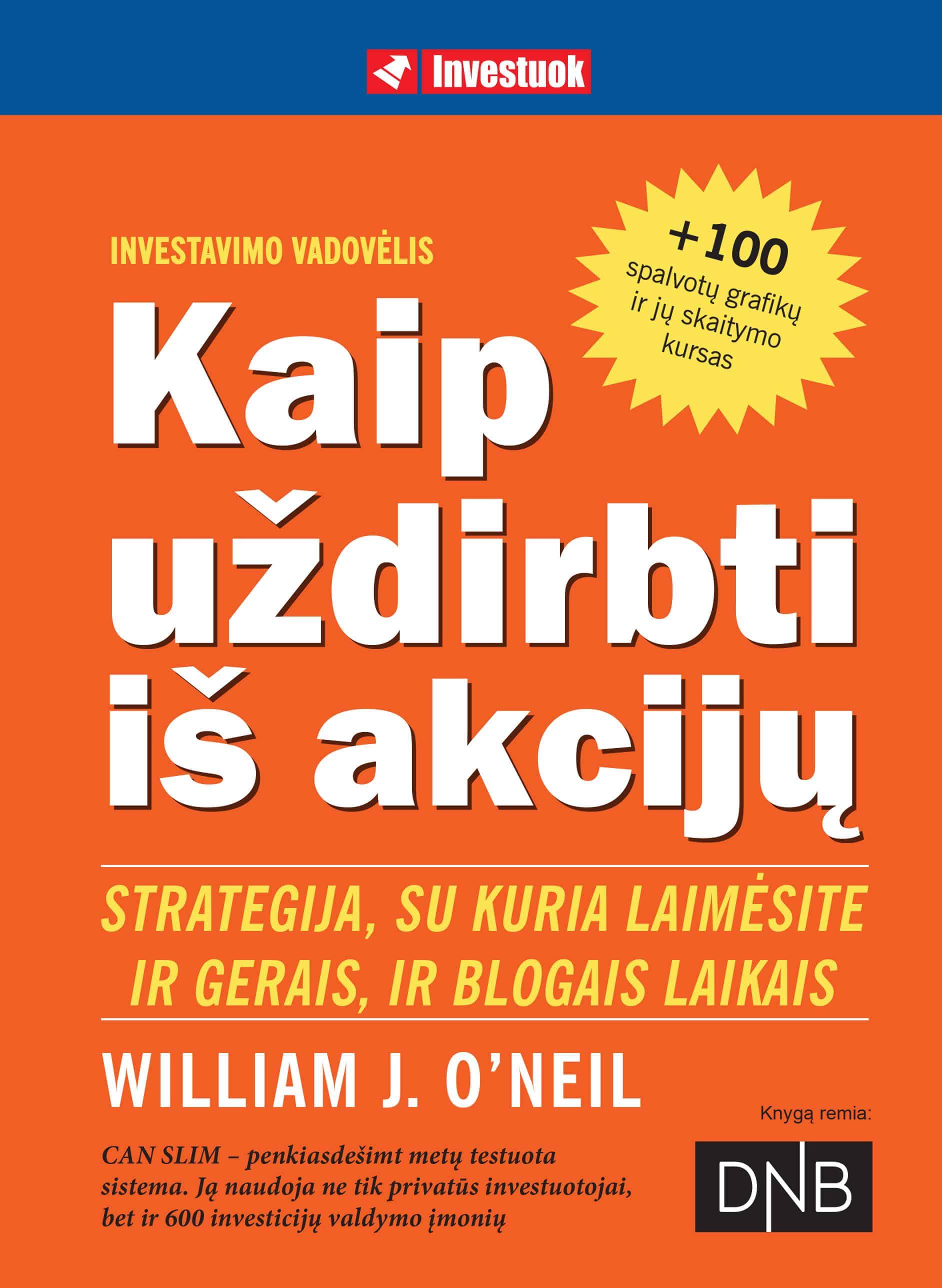 geriausios knygos apie akcijų prekybą