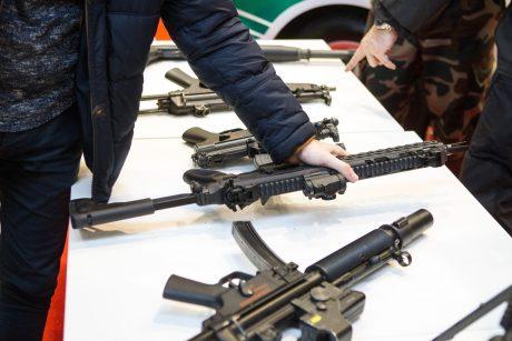 ginklų prekybos sistema