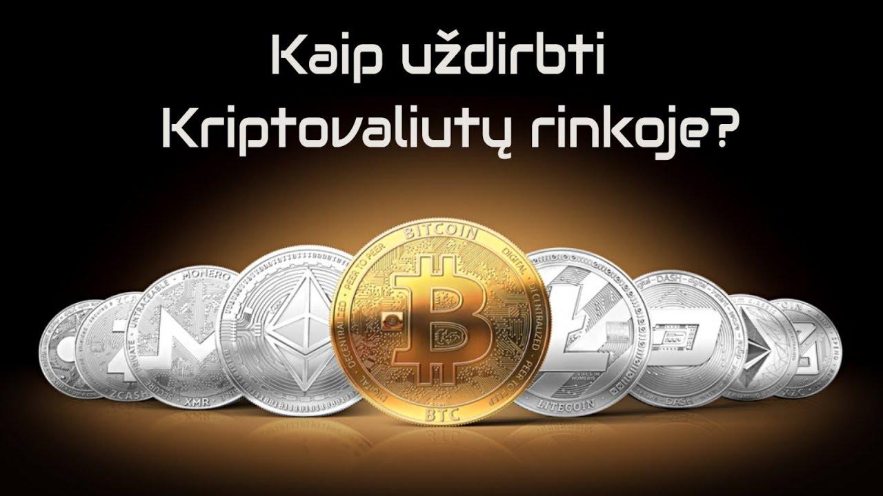 kaip investuoti kriptovaliut bitkoin)