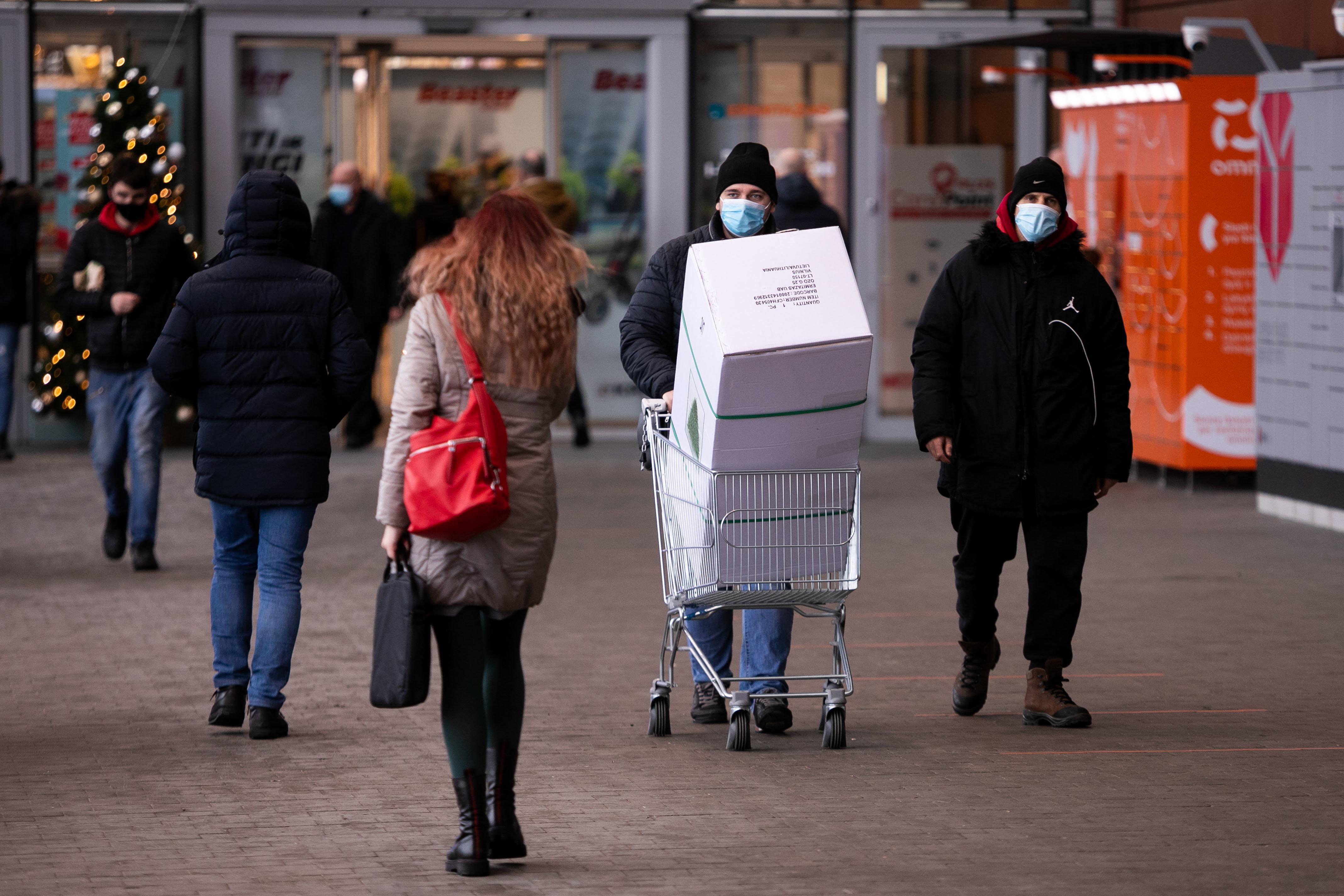 švarkų prekybos galimybės)