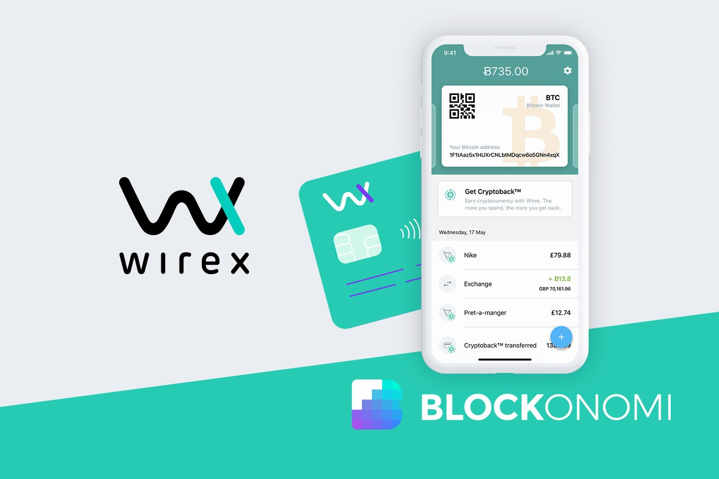 wirex bitcoin ethereum litecoin xrp wallet