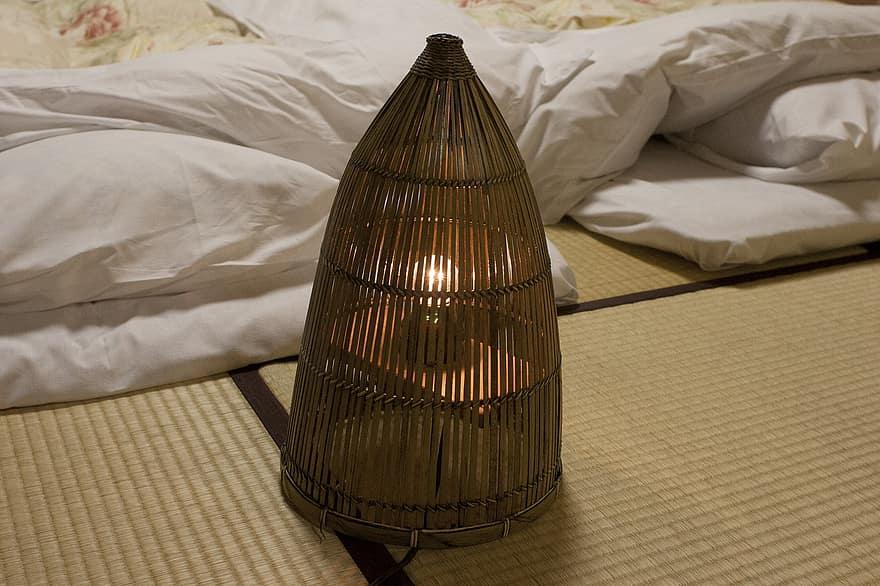 japonų šventyklos žvakidės)