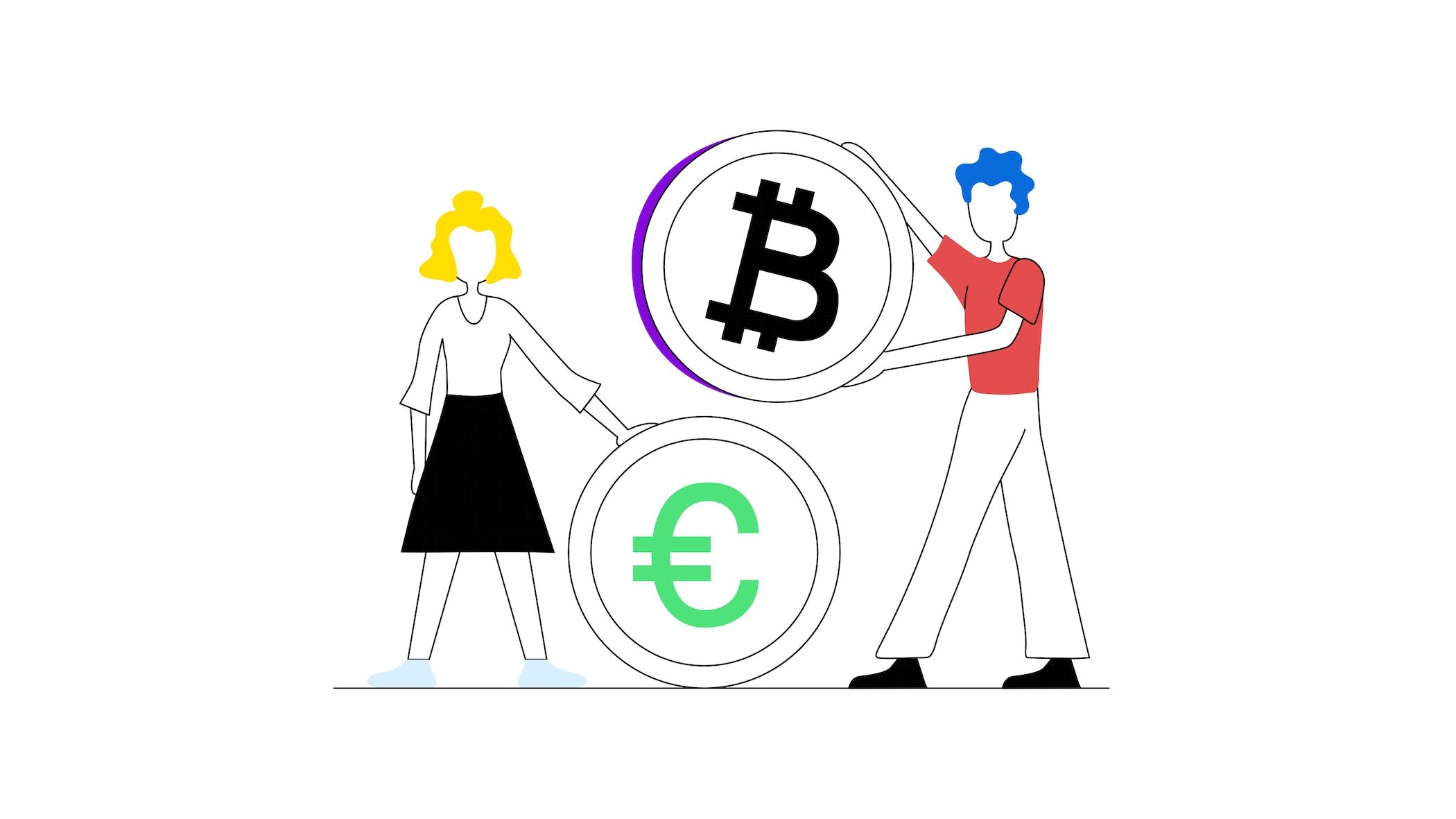prekyba kriptografija vs fiat