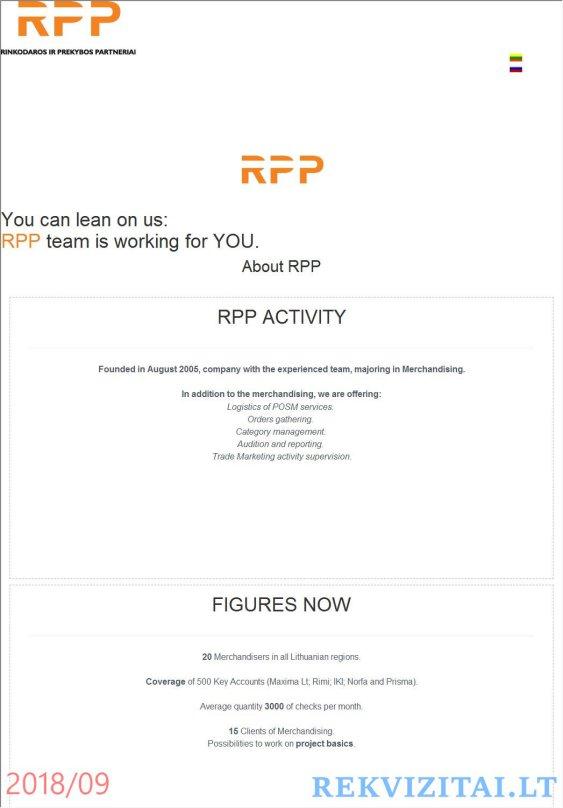 prekybos sistema rfp)