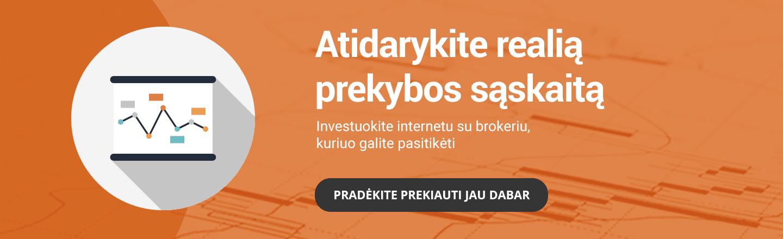 prekybos galimybių mokymo kursai)