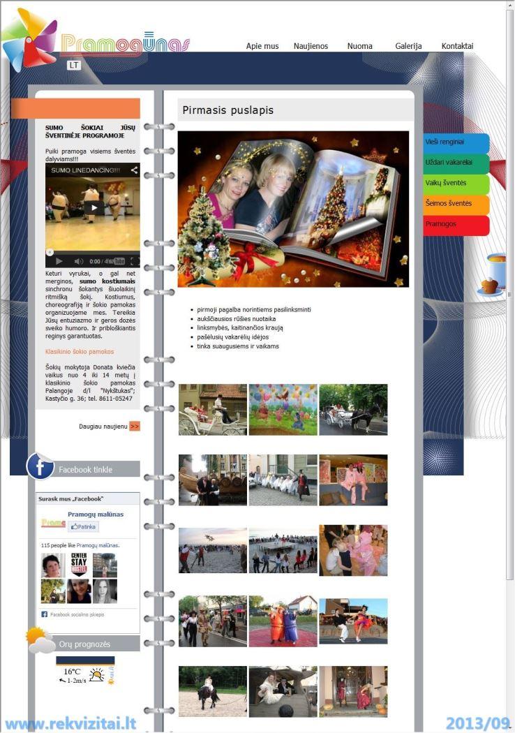 """Žiūrovus Tiltagaliuose pakerėjo """"Pašėlęs ruduo"""" - AINA - Aukštaitijos internetinė naujienų agentūra"""