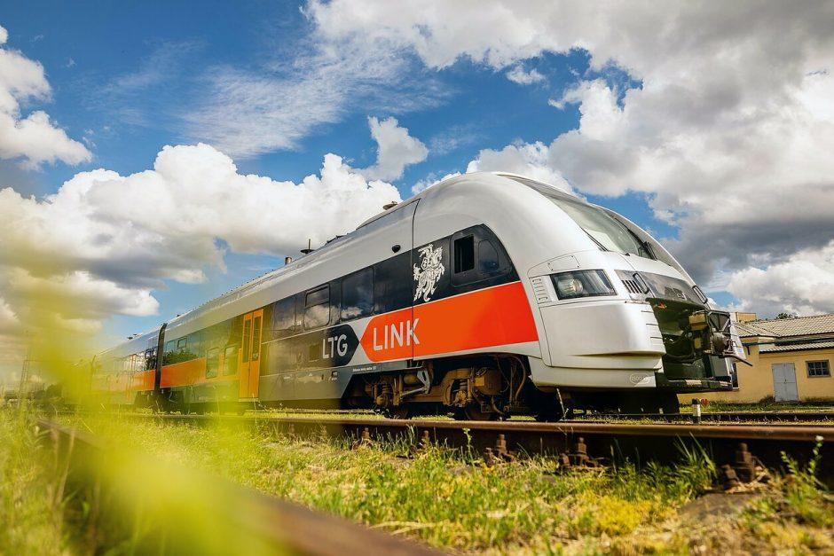 traukinių pasirinkimo sandorių prekyba)