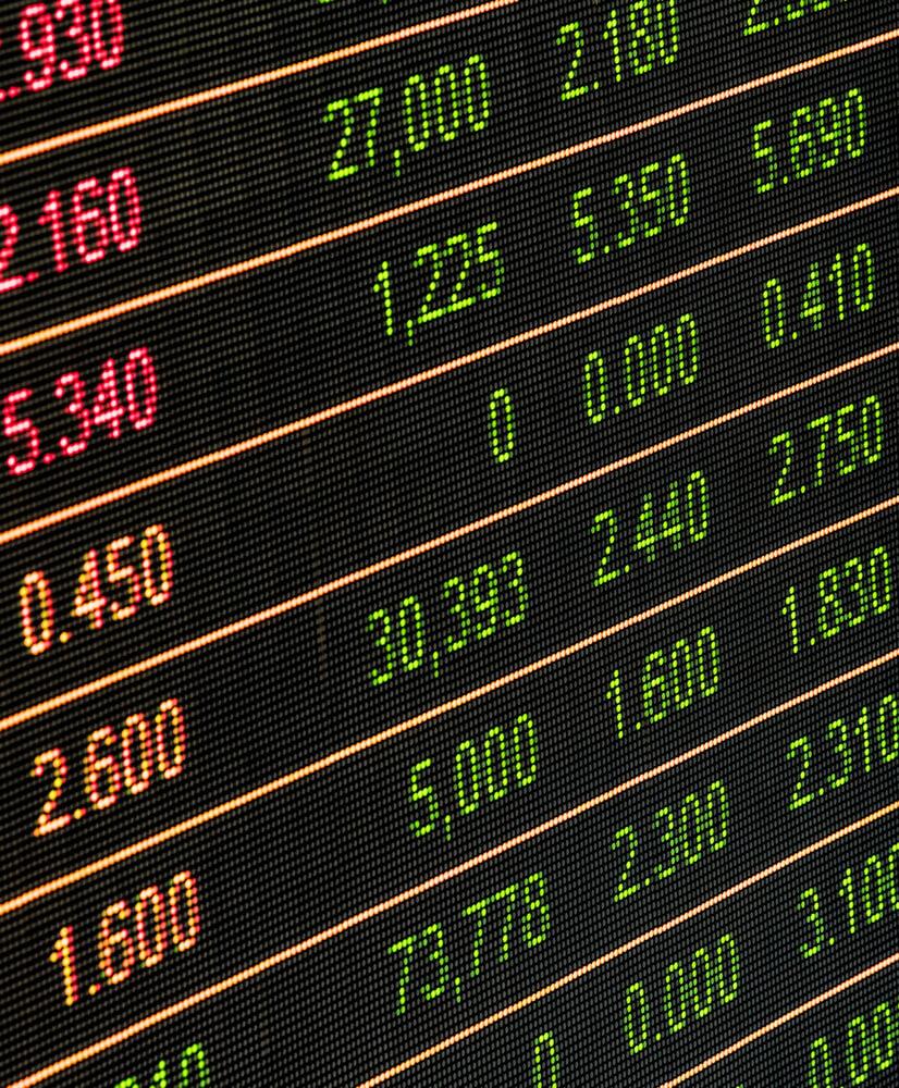 akcijų kuriomis prekiaujama biržoje apmokestinimas)