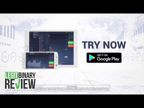 cara trading iq variantas android