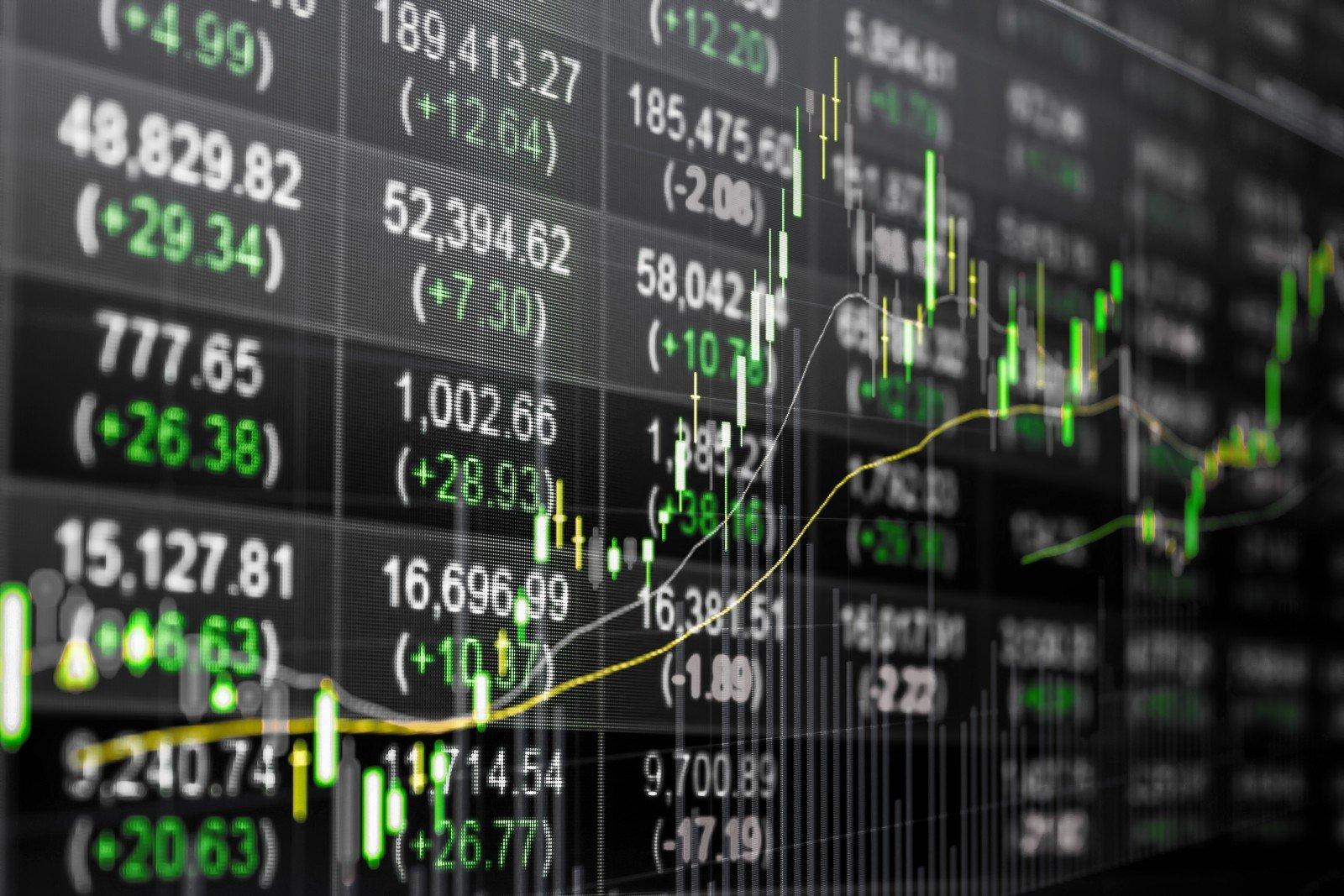Sužinokite viską apie kapitalo rinką!