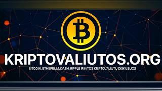 kriptovaliutos org)