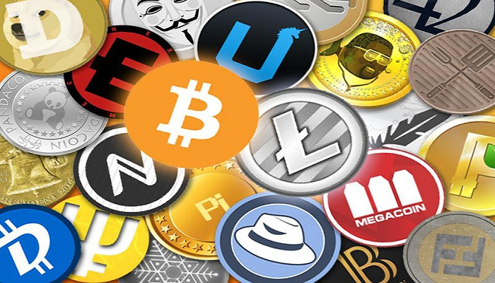 all cryptocurrency)