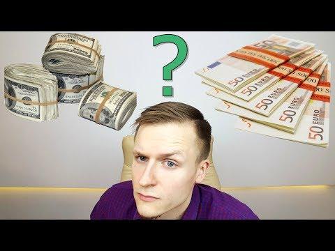 Ar dvejetainiai opcionai uždirba pinigus? Kas ir kiek uždirba iš dvejetainių opcionų